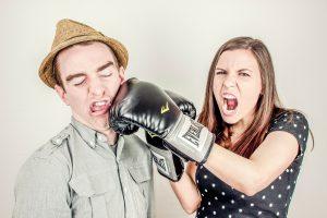 5 Formas de Evitar una Terrible Discusión.